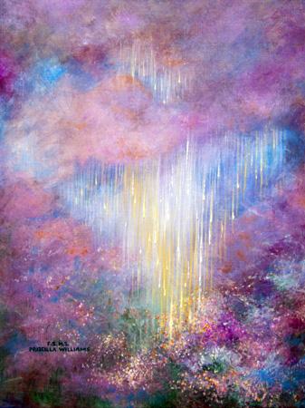 Heavenly Heart Rain